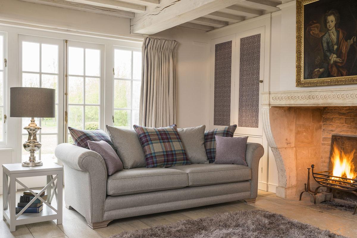 alstons sofas for living. Black Bedroom Furniture Sets. Home Design Ideas